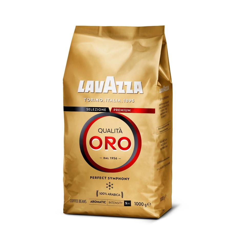 Coffee Bean Lavazza Oro 1kg