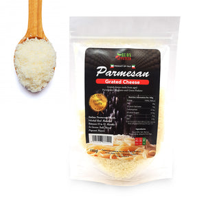 Parmesan Grated 100g
