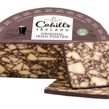 Load image into Gallery viewer, Cahill's Irish Porter Cheddar 200g