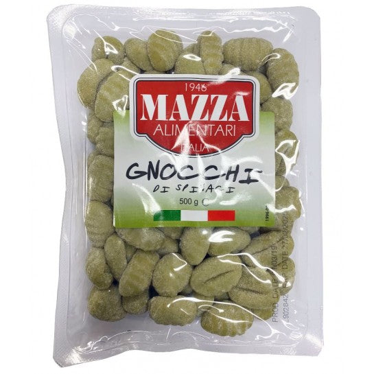 Potatoes Gnocchi with Spinach 500g