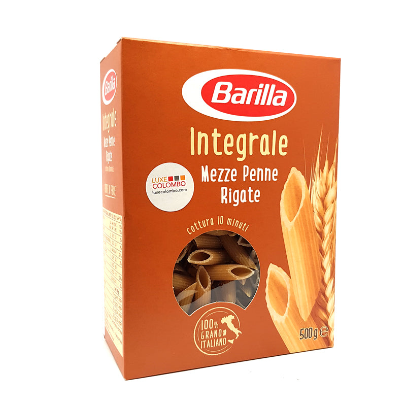Barilla Whole Grain Penne 500g