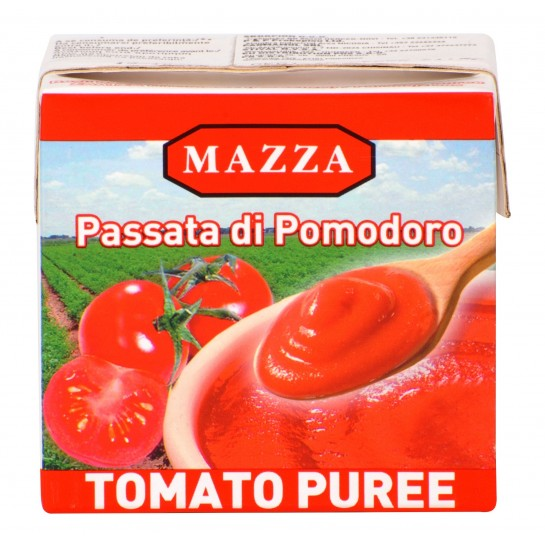 Tomato puree Mazza Tetra Pack 500g