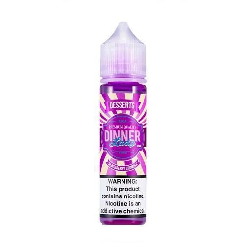 Dinner Lady - Blackberry Crumble - 60mL