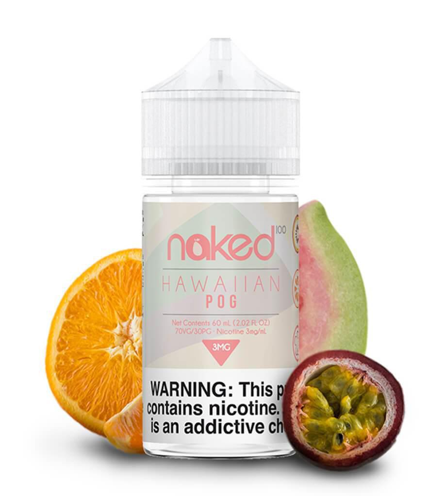 Naked - Hawaiian Pog Ice - 60ml