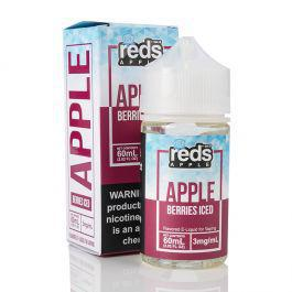Reds Apple - Berries Iced - 60mL