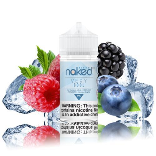 Naked - Berry(Very Cool) - 60mL