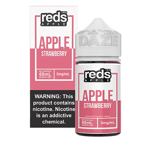 Reds Apple - Strawberry - 60mL
