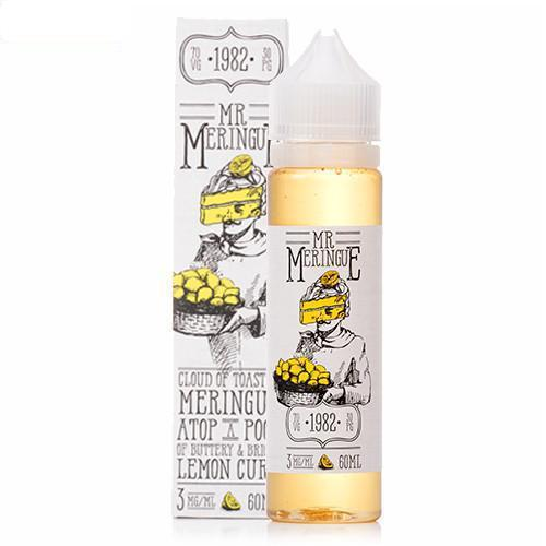 Charlie's Chalk Dust - Mr. Meringue - 60mL