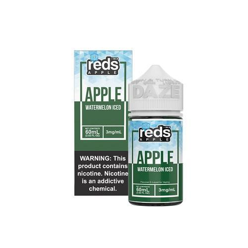 Reds Apple - Watermelon Iced - 60mL