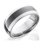 Men's Ceramic Wedding Bands