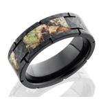 Men's Camo Wedding Bands