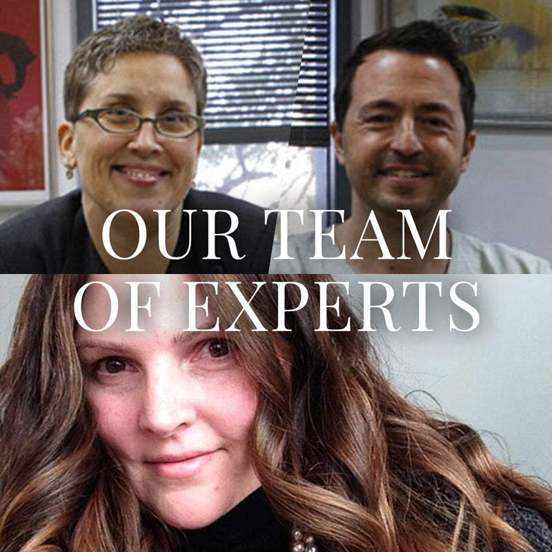 Our Team of Experts