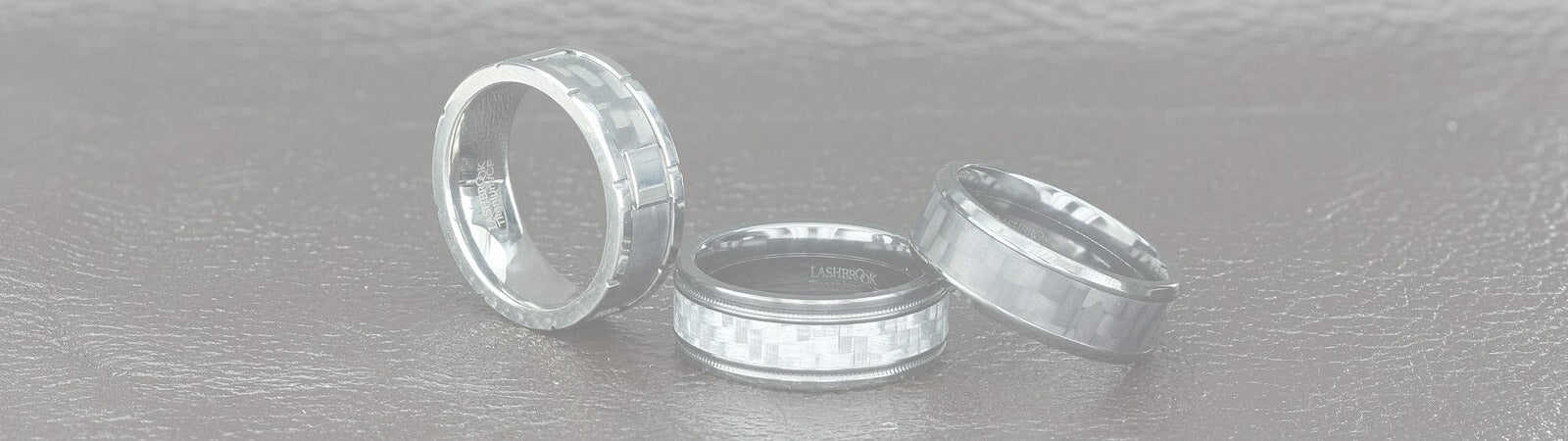 Carbon Fiber Wedding Bands