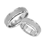 Men's Palladium Wedding Bands