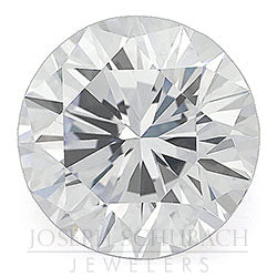 Light Carat Round Non Enhanced Natural Diamond - Best Quality - .90ct