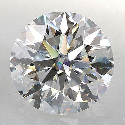 Radiance® AGS 0 Hearts and Arrows Round Moissanite