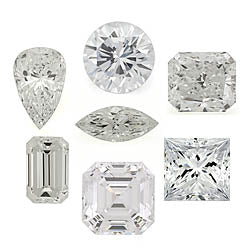Round Non Enhanced Natural Diamond - Good Quality