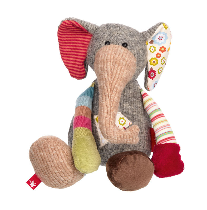 Elefant Patchwork Sweety