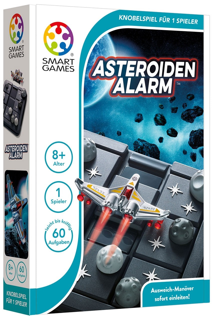 Asterioden Alarm