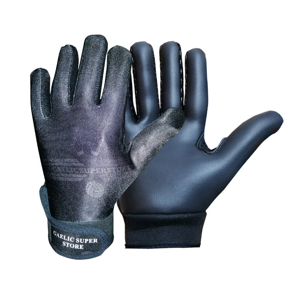 Blackout Gaelic Gloves
