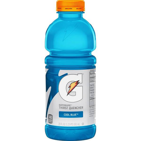 GATORADE 20 OZ. WIDE MOUTH