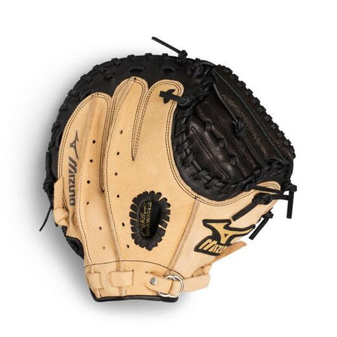 MIZUNO PROSPECT SERIES YOUTH BASEBALL CATCHER'S MITT 32.5""