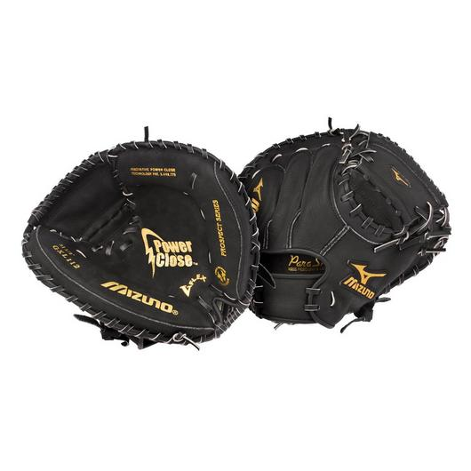 MIZUNO PROSPECT SERIES YOUTH BASEBALL CATCHER'S MITT 31.5""