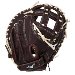 MIZUNO FRANCHISE SERIES FASTPITCH SOFTBALL CATCHER'S MITT 34""