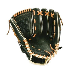 "MIZUNO PRO SELECT BLACK SERIES PITCHER GLOVE 12"" - DEEP"