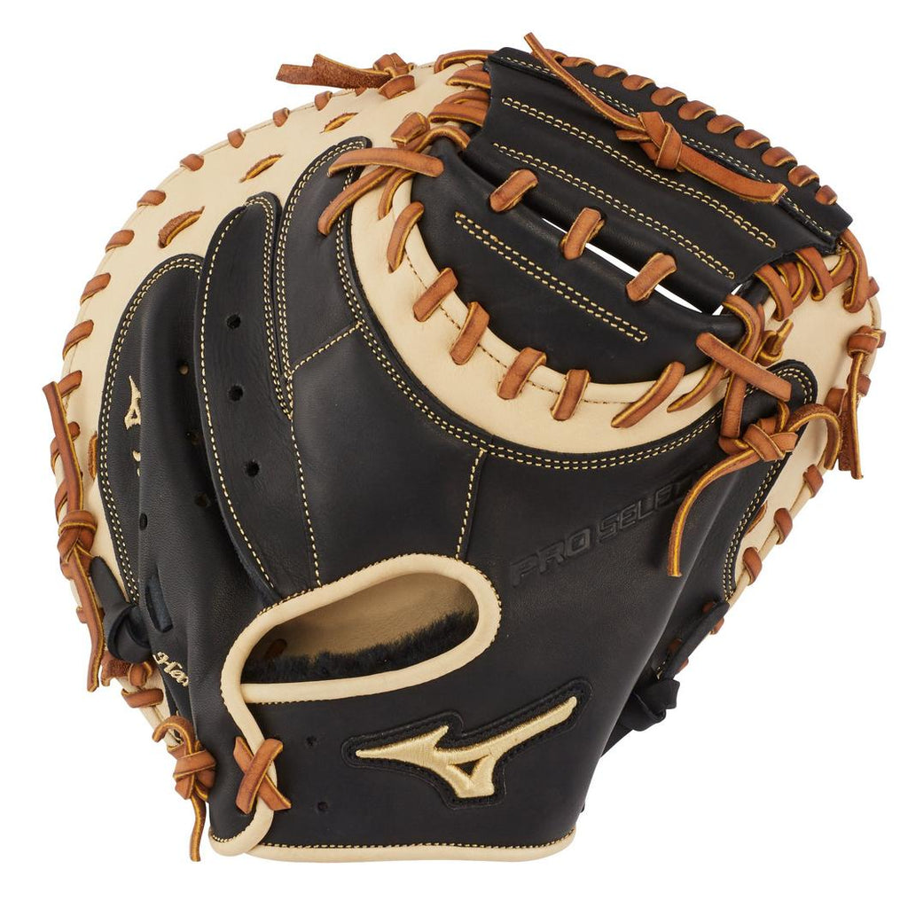 MIZUNO PRO SELECT BASEBALL CATCHER'S MITT 33.5""