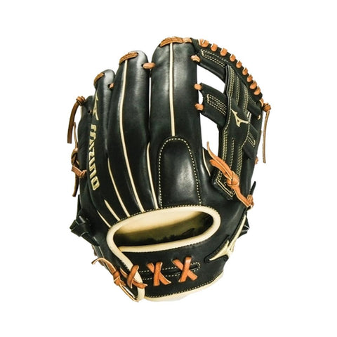 "MIZUNO PRO SELECT BLACK SERIES INFIELD GLOVE 11.5"" - REGULAR"