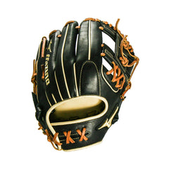 "MIZUNO PRO SELECT BLACK SERIES INFIELD GLOVE 11.5"" - SHALLOW"