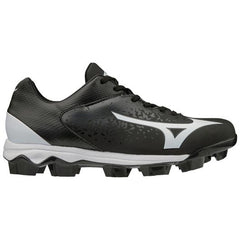 MIZUNO WAVE SELECT NINE TPU LOW MEN'S MOLDED BASEBALL CLEAT,