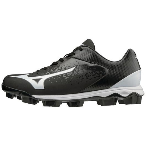 MIZUNO SELECT NINE TPU LOW MEN'S MOLDED BASEBALL CLEAT,