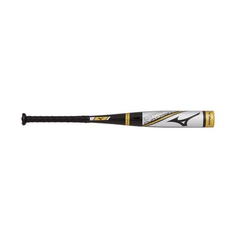 MIZUNO B19-PWR CRBN - BIG BARREL YOUTH USA BASEBALL BAT (-10)