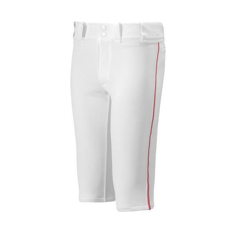 MIZUNO YOUTH PREMIER SHORT PIPED BASEBALL PANT (SPECIAL ORDER)