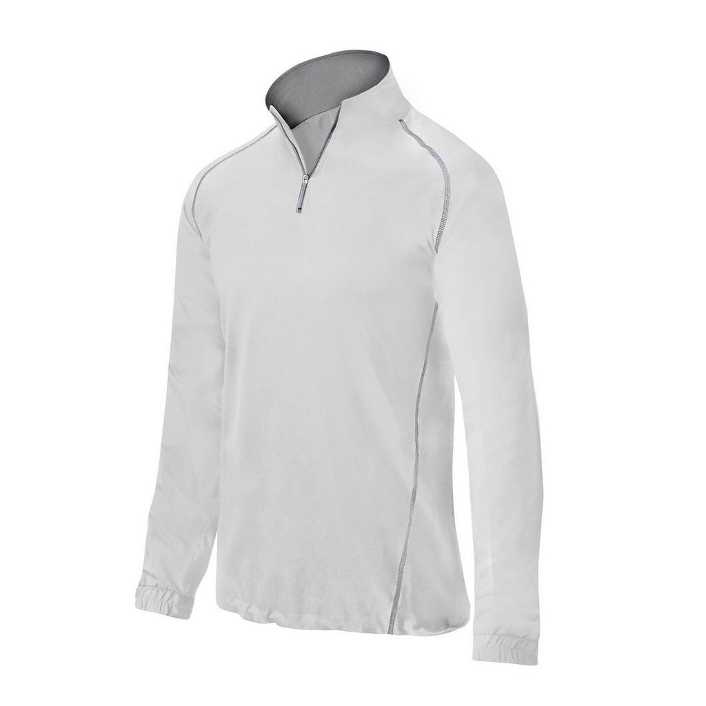 MIZUNO COMP 1/4 ZIP BATTING JACKET