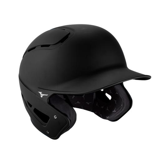 MIZUNO B6 YOUTH BASEBALL BATTING HELMET - BLACK ONLY