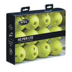 ATEC HI.PER LTD - LIMITED DISTANCE BALL; 2 DOZEN with FREE BUCKET