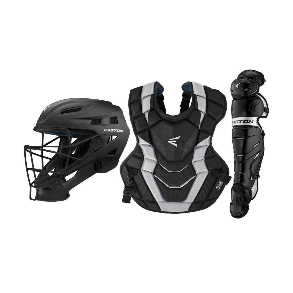 EASTON ELITE X CATCHER'S SET; ADULT