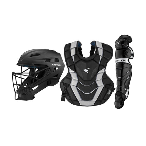 EASTON ELITE X CATCHER'S SET; INTERMEDIATE