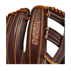 "WILSON 2020 A2000 DP15 GM 11.75"" INFIELD BASEBALL GLOVE"