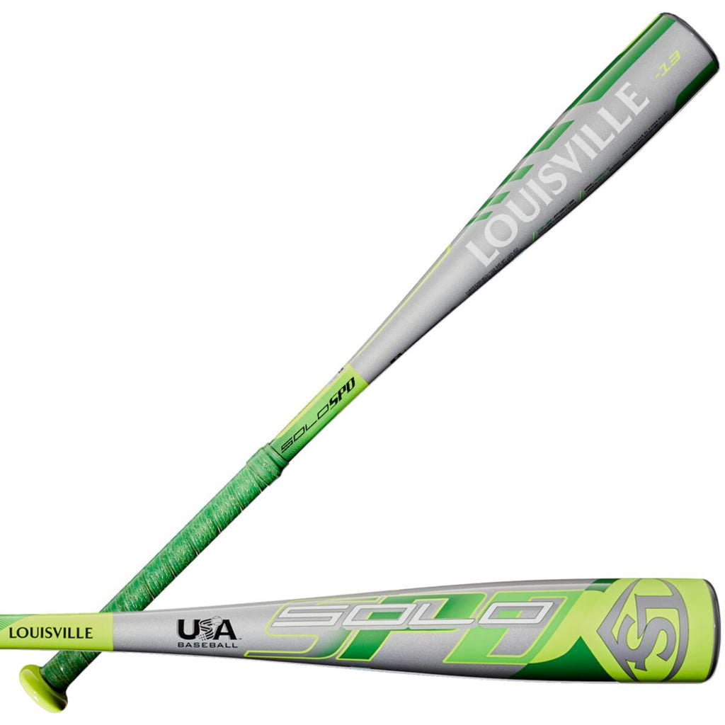 "LOUISVILLE 2020 SOLO SPD (-13) 2 1/2"" USA BASEBALL BAT"