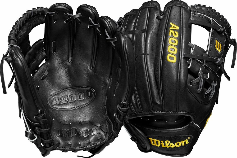 "WILSON 2019 A2000 DP15 PEDROIA FIT 11.5"" INFIELD BASEBALL GLOVE - RIGHT HAND THROW"