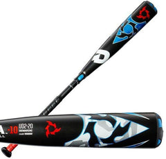 DEMARINI 2020 VOODOO (-10) USA BASEBALL BAT