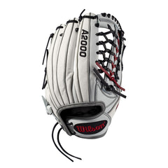 "WILSON 2019 A2000 T125 SUPERSKIN 12.5"" OUTFIELD FASTPITCH GLOVE"