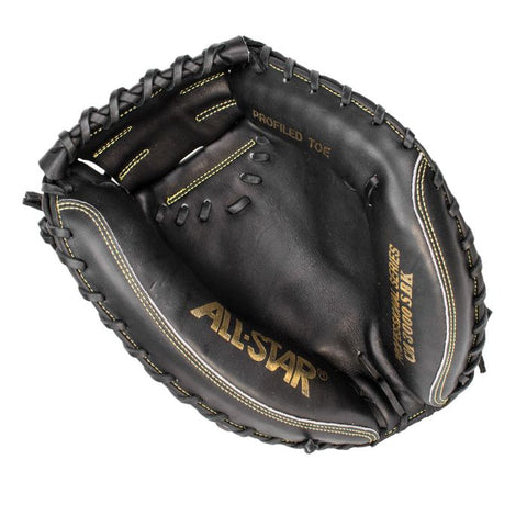 ALL-STAR SOLID BLACK PRO ELITE™ CATCHERS MITT