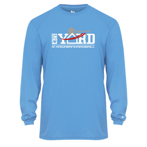 theYARD B-TECH LONG SLEEVE TEE