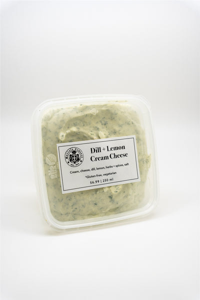 MG Cream Cheese - Spreadable Dill + Lemon