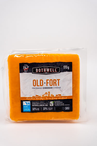 Bothwell Cheese - Brick Aged Cheddar